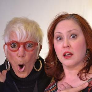 Wendy Westerwelle & Ritah Parrish