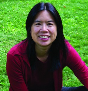 Author Julie Wu
