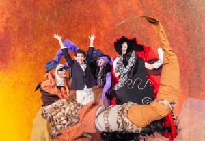 James and the Giant Peach, NWCTS