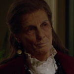 Mary McDonald-Lewis as Frau Pech on GRIMM