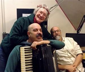 Debby Garman, Eric Stern & Bruce Hostetler