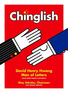 Chinglish at PCS