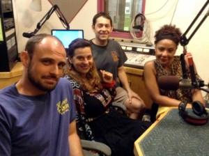 Matt DiBiasio, Elizabeth Hoffman, Michael Godsey & AndreaWhite