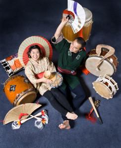 Michelle Fujii and Toru Watanabe