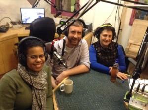 Turiya Autry, Eric Nordin & Miriam Feder