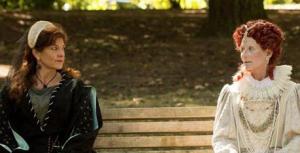 Luisa Sermol & Lorraine Bahr in Mary Stuart