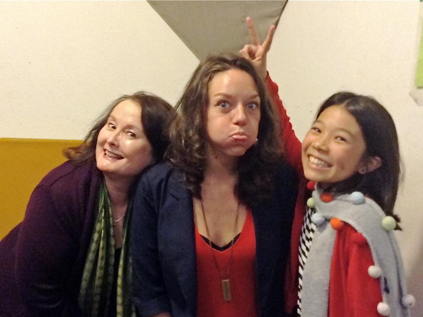 Dmae, Beth, Kai