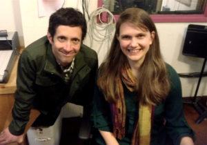 Brian Weaver & Rebecca Lingafelter
