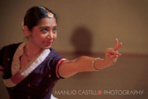 "Subashini Ganesan; Performance ""Devoted"" Photo: Manlio Castillo"