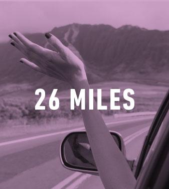 Profile's 26 Miles