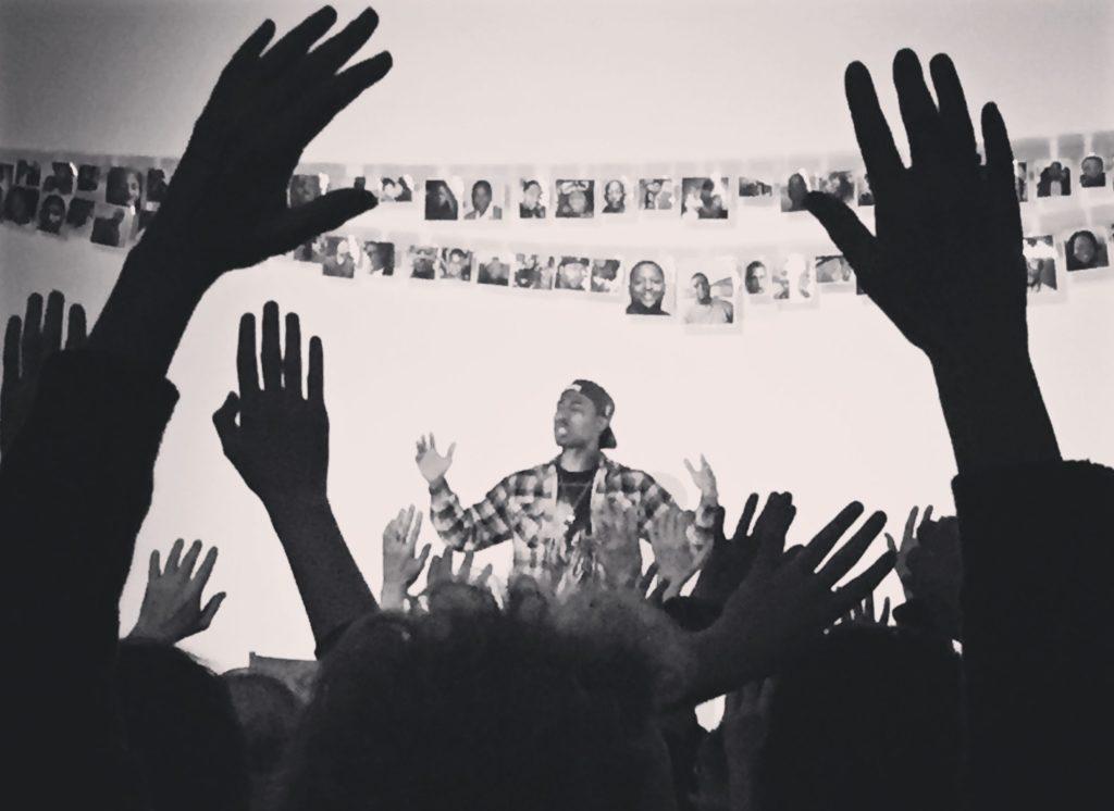 Hands Up & Kevin Jones