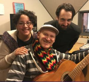 Cristi Miles, Andre Temkin & Jacob Coleman