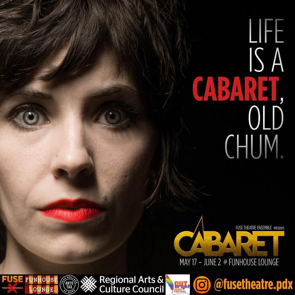 Cabaret and OUTwright Festival