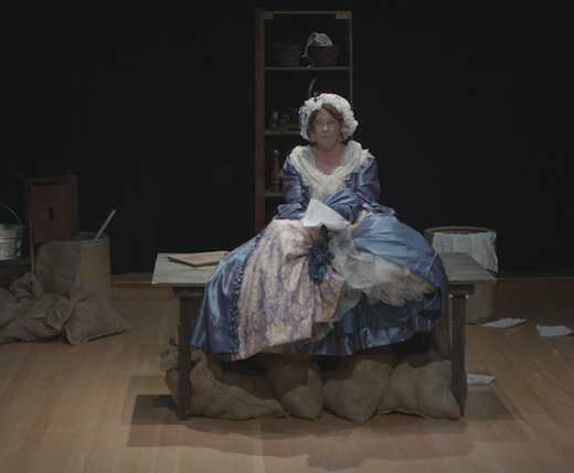 Adrienne Flagg as Martha Washington