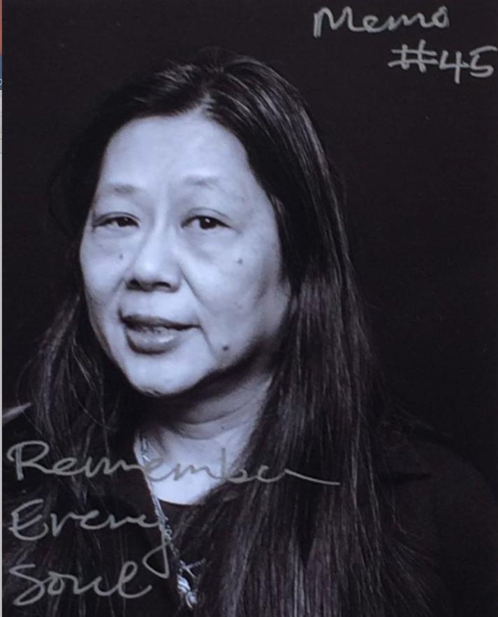 Roberta Wong, Conceptual Artist & Tireless Advocate